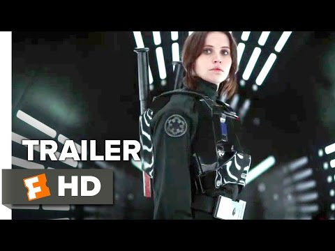 Rogue One: A Star Wars Story Official Teaser Trailer #1 (2016) - Felicity Jones Movie HD