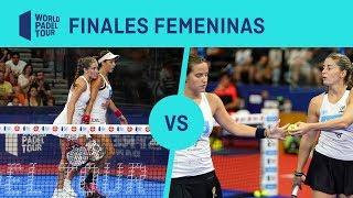 Resumen Final Marrero/Ortega Vs Salazar/Sánchez Estrella Damm Valencia Open