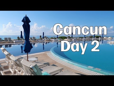 First Full Day! Cancun Vacation - Live Aqua - Day 2! July 30, 2017