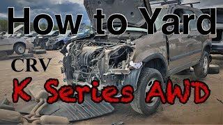 How to Yard K series AWD