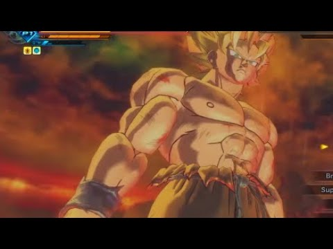 Dragon Ball Xenoverse 2 Final Battle Ssj Goku vs Frieza ...