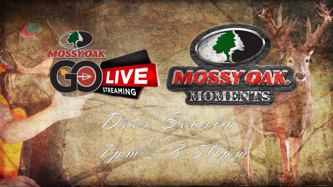 Live: 10.19.2020 Mossy Oak Moments