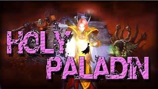 Holy Paladin Basic Guide 6.0 WoD