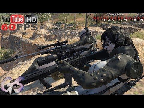 Skulls Sniper Squad MOD I Metal Gear Solid V: The Phantom Pain
