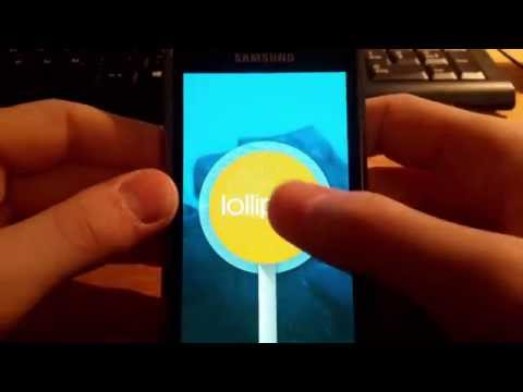 How to flash Android 5.0 - Samsung Galaxy S Plus [Cyanogenmod 12]