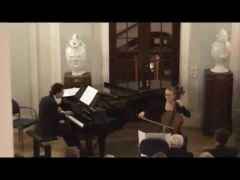 Segerstam : Noem n.30 for cello & piano