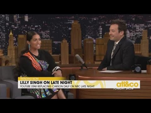 Lilly Singh Joins NBC to Become Only Woman on Network Late Night