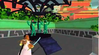 UKGN 10th Anniversary - Samurai Jack: The Shadow of Aku [GameCube]