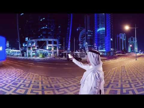 Take a 360-degree tour of Qatar with Ooredoo Supernet