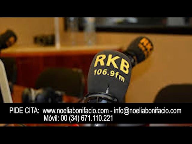 Entrevista a Noelia Bonifacio en Radio Kanal Barcelona. 27 02 20