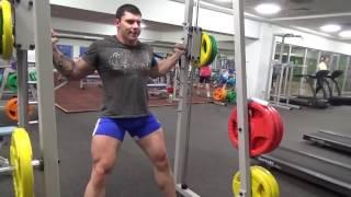 Гликолитические и окислительные мышечные волокна. Тренировка ног и бицепсов рук