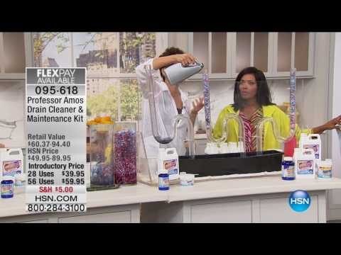 HSN | Home Solutions featuring Professor Amos 03.18.2017 - 04 AM