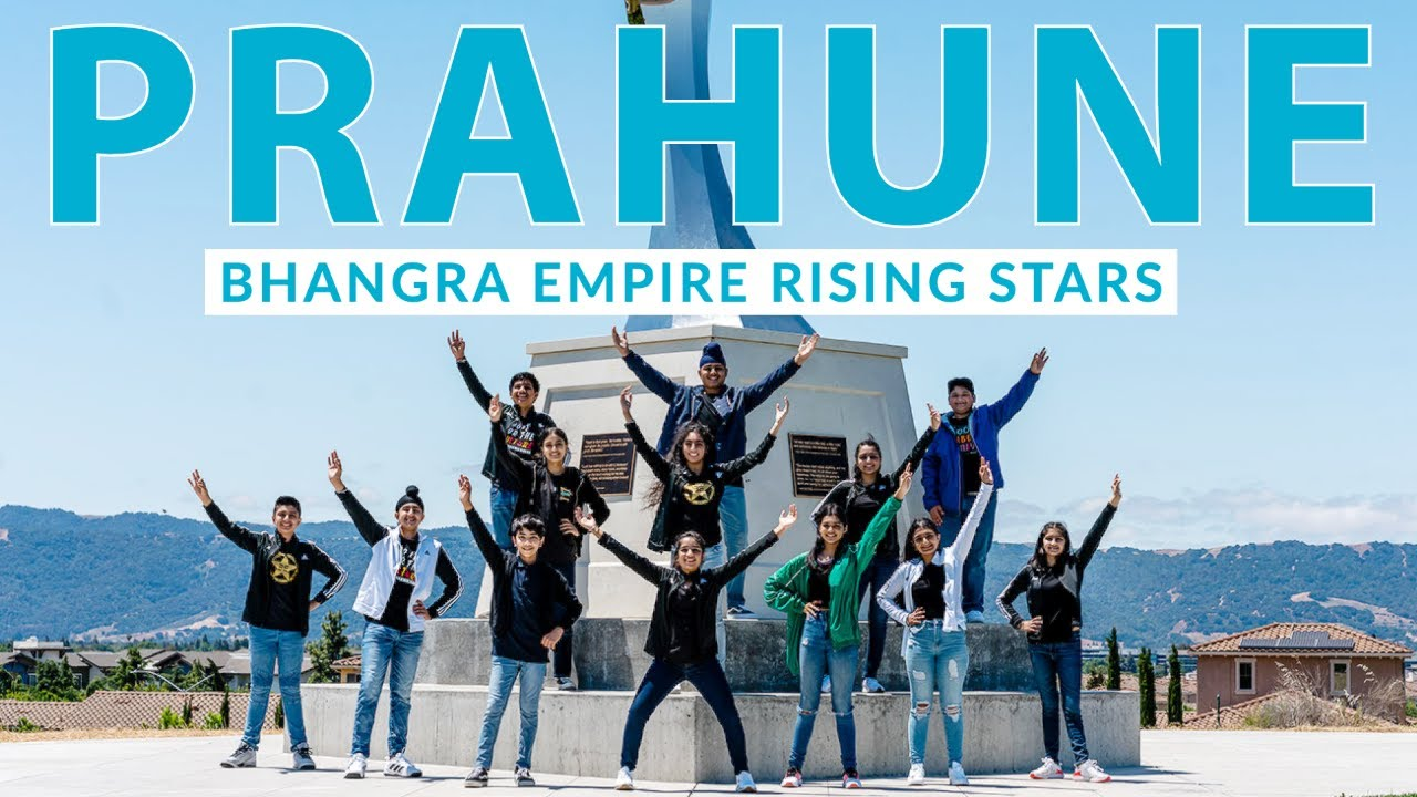 Prahune | Bhangra Empire Rising Stars | Prem Dhillon | Amrit Maan