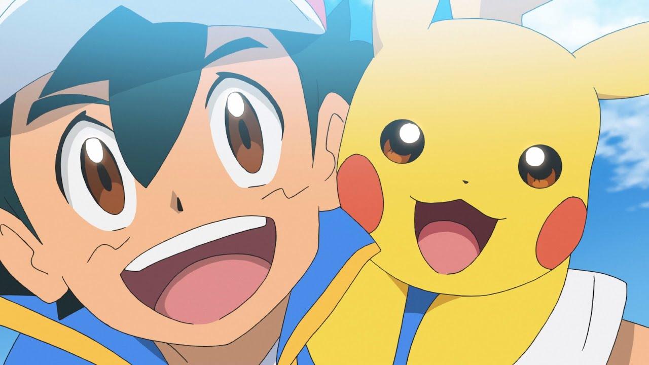 Download UK: ENTER PIKACHU!   Pokémon Journeys: The Series Episode 1