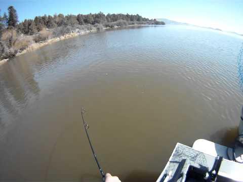 Fishing Klamath Lake
