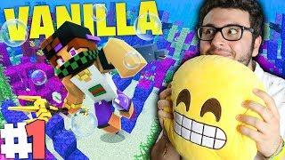 UN RITORNO ASSURDO. - Minecraft VANILLA MultIplayer ITA EP.1