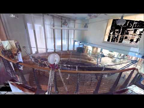 Ma'agan Mikhael Ancient Ship LiDAR 3D Scanning.