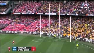 SwansTV: 2012 Grand Final: Swans v Hawks