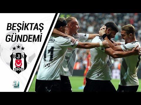 Beşiktaş'ta Gündem Slovan Bratislava / A Spor / Sabah Sporu / 18.09.2019