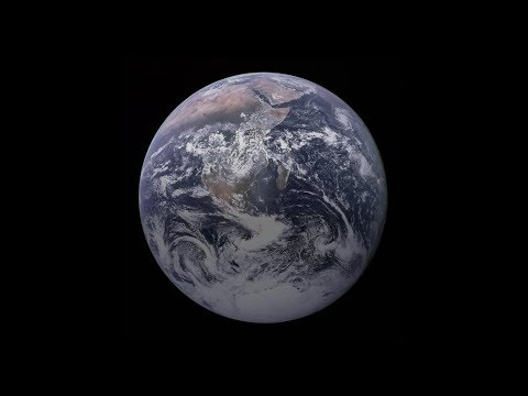 Iconic 'Blue Marble' Photo Turns 45
