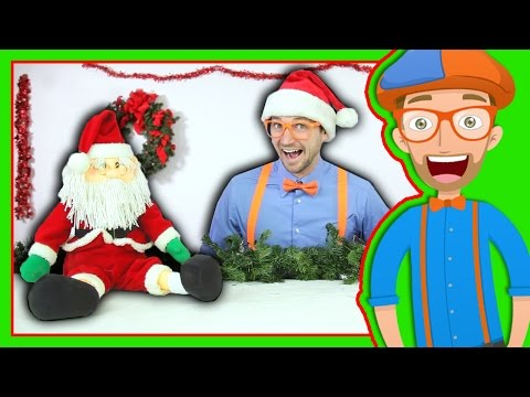 Thumbnail: Christmas Presents with Blippi Toys | Learn to Count for Toddlers