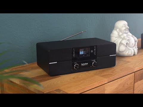 Short Review DIGITRADIO 371 CD BT | DAB+ Radio In Exzellenter Stereoqualität | TechniSat