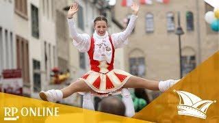 Rosenmontag 2018: So feiert Köln den Höhepunkt des Karnevals