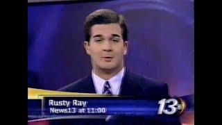 WBTW 11pm News, 9/3/2005 thumbnail