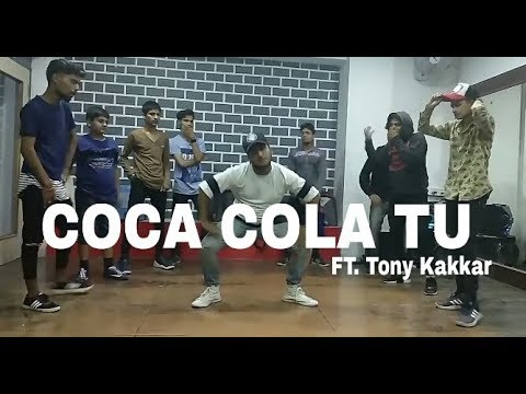 Coca Cola Tu | Dance | Tony Kakkar | Desi Music Factory