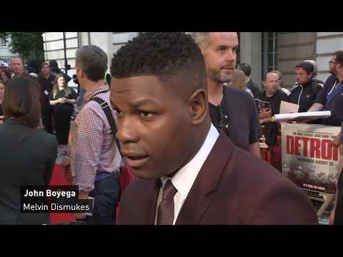 Detroit premiere: Stars compare film to Charlottesville