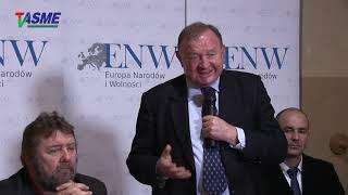 W ambasadzie USA jest już specjalny urzędnik do sprawy ustawy 447 JUST - Stanisław Michalkiewicz