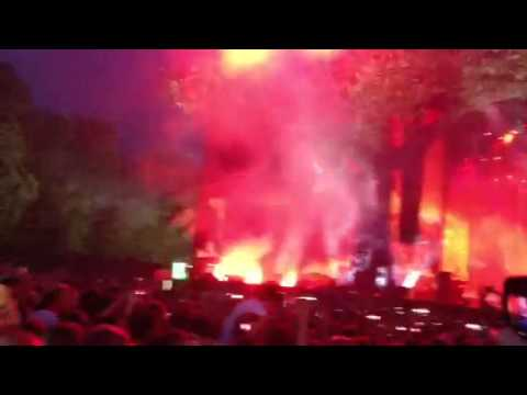 """Rock & Roll Circus @ Rolling Stones """"Sympathy For The Devil"""" / Hyde Park 6th July"""