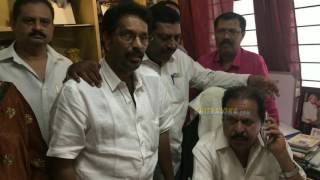 KFCC President Sa Ra Govindu and Sanjjana Conversation