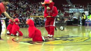 Repeat youtube video Iowa Energy - Benny the Bull