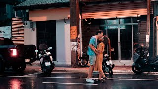 My First Kiss with Russian Girl | WHAT AM I THINKING ABOUT? [Chinese + English subs]