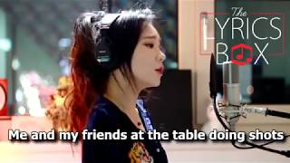 Shape Of You  By JFla of Korea  Song cover  lyrics