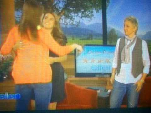 The Ellen Show - Nikki Reed - Part 2