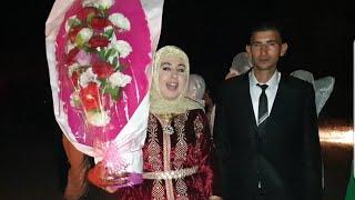 ليلة العرس ديال العروسة دينا خاي معانة باش نصوروه معها