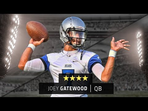 Gus Malzahn clarifies Cam Newton comparison for Joey Gatewood: 'There's only one Cam Newton'