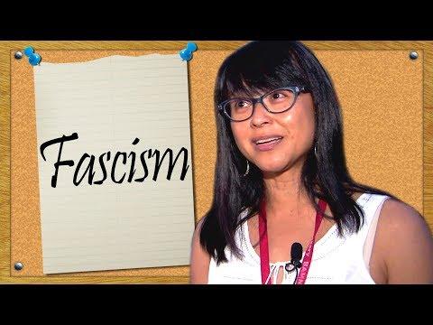 Yvette Felarca | Fascism