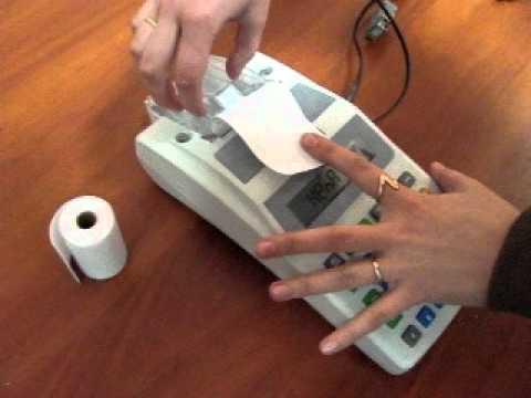 заправка этикет ленты