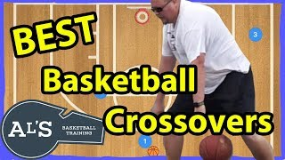 BEST Basketball Crossover Moves