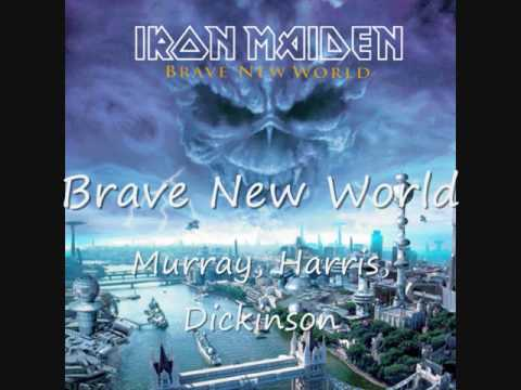 Iron Maiden - Brave New World (Full album)
