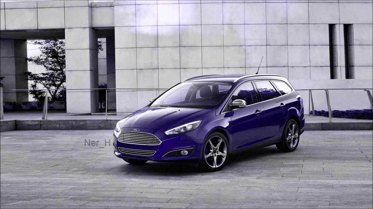 facelift ford focus hd my version 2014 2015 youtube. Black Bedroom Furniture Sets. Home Design Ideas