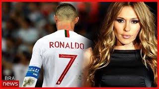 Ex-namorada Merche Romero disponível para testemunhar a favor de Ronaldo