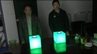 Baixar Cube Game buzzer with three sound and beautiful light