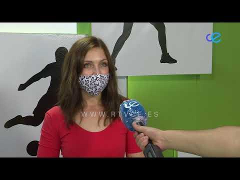 Tsuranova se afianza en el primer puesto nacional de tiro con precisión representando a Ceuta