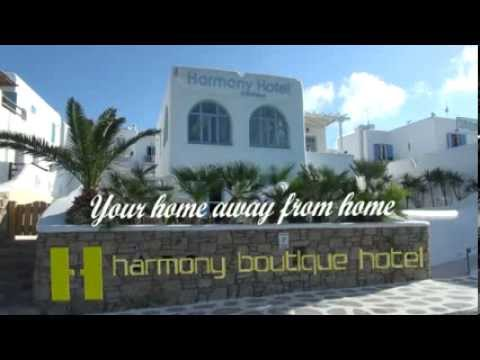 Harmony Boutique Gay Friendly Hotel, Mykonos, Greece - Gay2Stay.eu