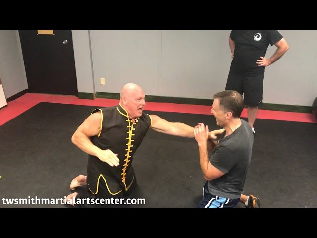Sparring Drill 1