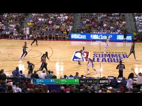 3rd Quarter, One Box Video: Milwaukee Bucks vs. Dallas Mavericks
